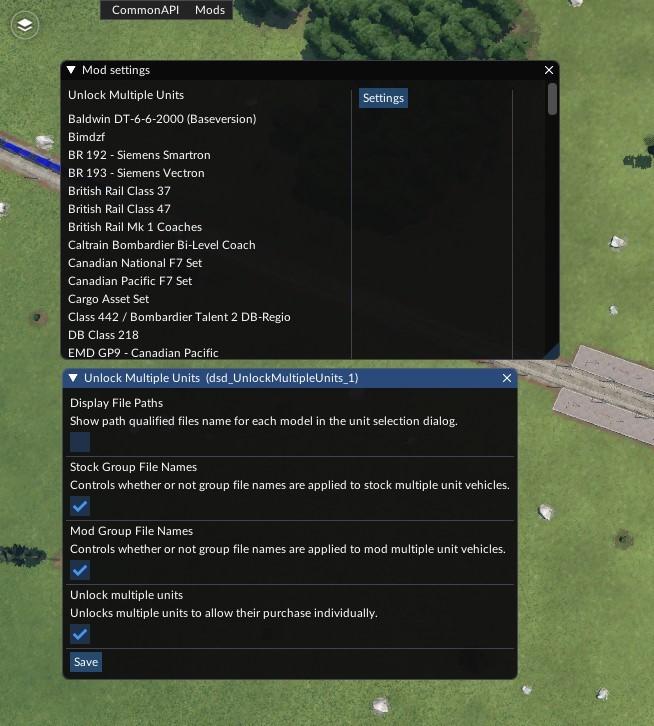 Unlock Multiple Units Tf2 Transport Fever 2 Mod Download